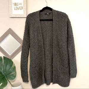 Grey Comfy Sweater